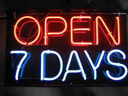 Data Recovery open 7 days