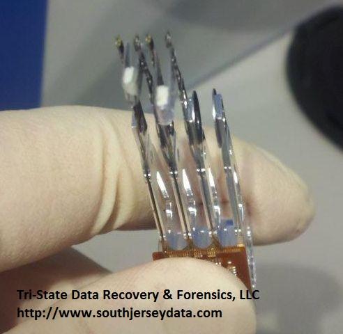 hard drive head assembly